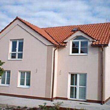 Stavba rodinného domu Šeberov